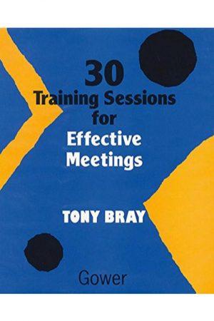 30 Training Sessions For Effective Meetings (HB) BooksInn Shop Pakistan