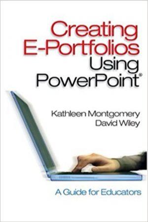 Creating E-Profolios Using Powerpoint.Pb BooksInn Shop Pakistan