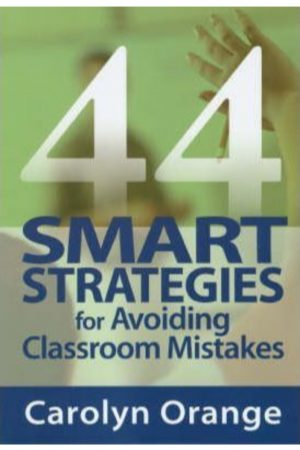 44 Smart Strategies For Avoiding Classroom Mistakes (PB) BooksInn Shop Pakistan