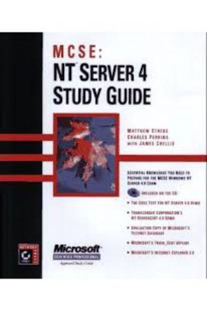 Mcse Nt Server 4 In The Enterprise Study Guide(HB) BooksInn Shop Pakistan