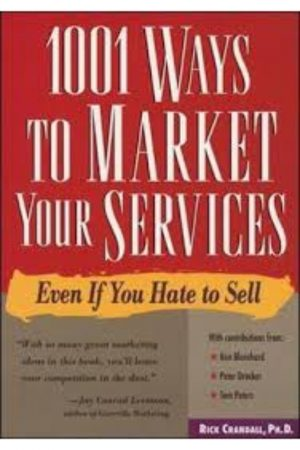 1001 Ways To Market Tour Services: Even If You Hate So Sell (PB) BooksInn Shop Pakistan