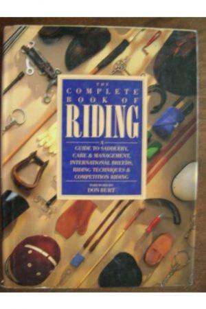 The Complete Book Of Riding (HB) BooksInn Shop Pakistan
