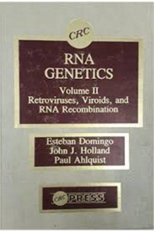 Crc Rna Genetics Vol 2 Retoviruses