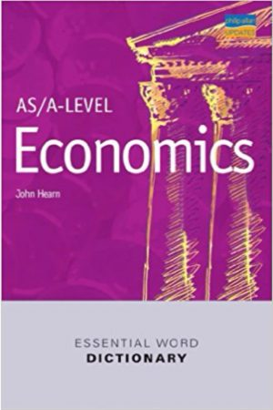 As/A-Level Economics (PB) BooksInn Shop Pakistan