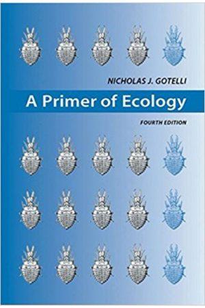 A Primer Of Ecology 4/E (PB) BooksInn Shop Pakistan
