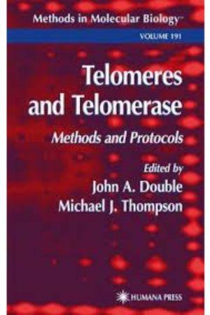 Telomers And Telomerase: Methods And Protocols (HB) BooksInn Shop Pakistan