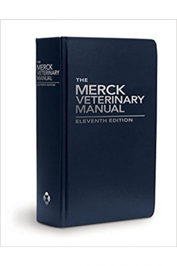 The Merck Veterinary Manual 11/E (HB) BooksInn Shop Pakistan