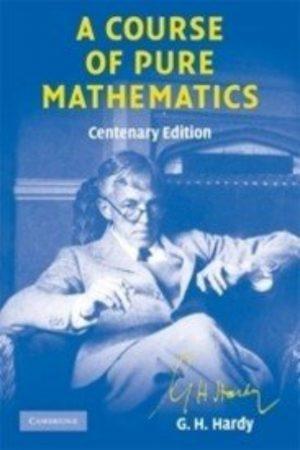 A Course Of Pure Mathematics Centenary Edition (PB) BooksInn Shop Pakistan