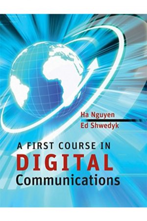A First Course In Digital Communications (PB) BooksInn Shop Pakistan