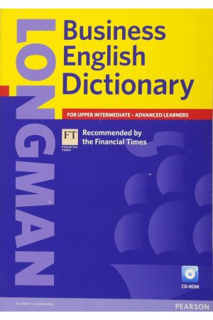 Longman Business English Dictionary + Cd (PB) BooksInn Shop Pakistan