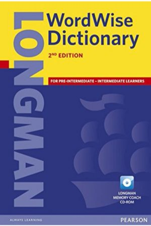 Longman Wordwise Dictionary Focus On The Essentials 2/E + Cd (PB) BooksInn Shop Pakistan