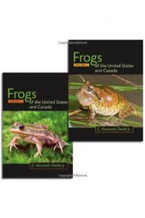 Frogs Of The United States And Canada 2 Vol Set (HB) BooksInn Shop Pakistan