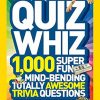 Quiz Whiz 1000 Supter Fun Mind Bending Totally Awesome Trivia Questions (PB) BooksInn Shop Pakistan