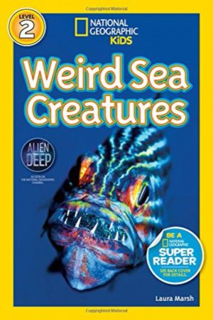 Weird Sea Creatures Level 2 (PB) BooksInn Shop Pakistan