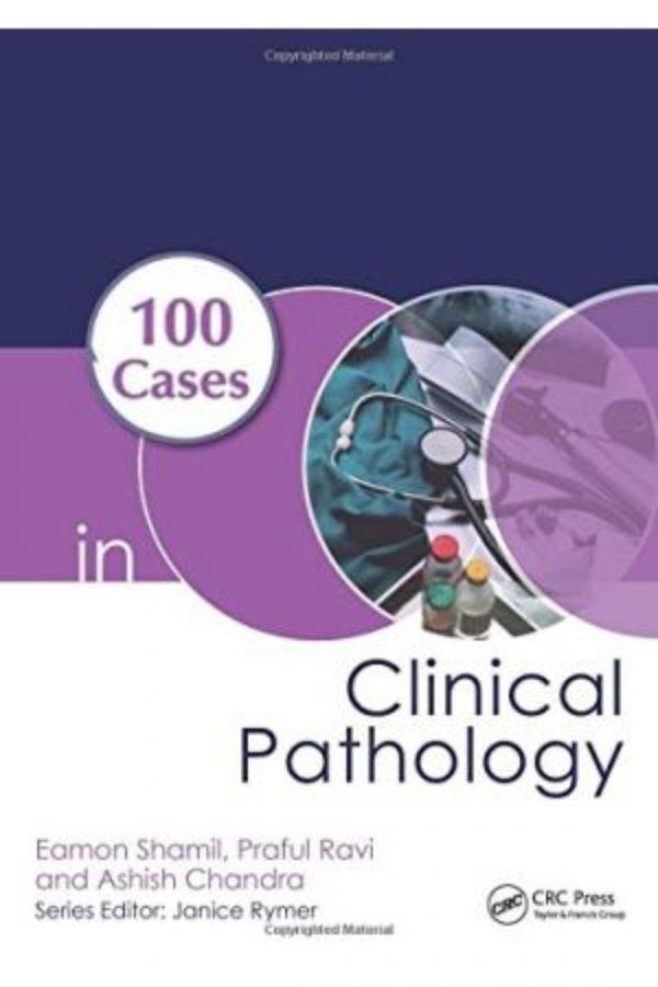 100 Cases In Clinical Pathology (PB) BooksInn Shop Pakistan