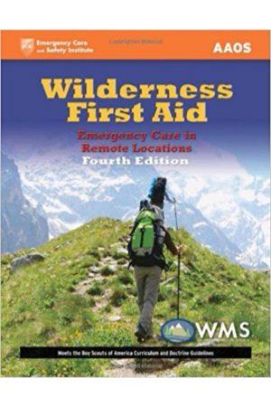 Wilderness First Aid (PB) BooksInn Shop Pakistan
