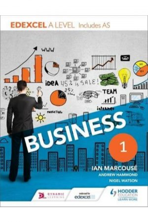 Business 1 Edexcel A Level Includes (PB) BooksInn Shop Pakistan