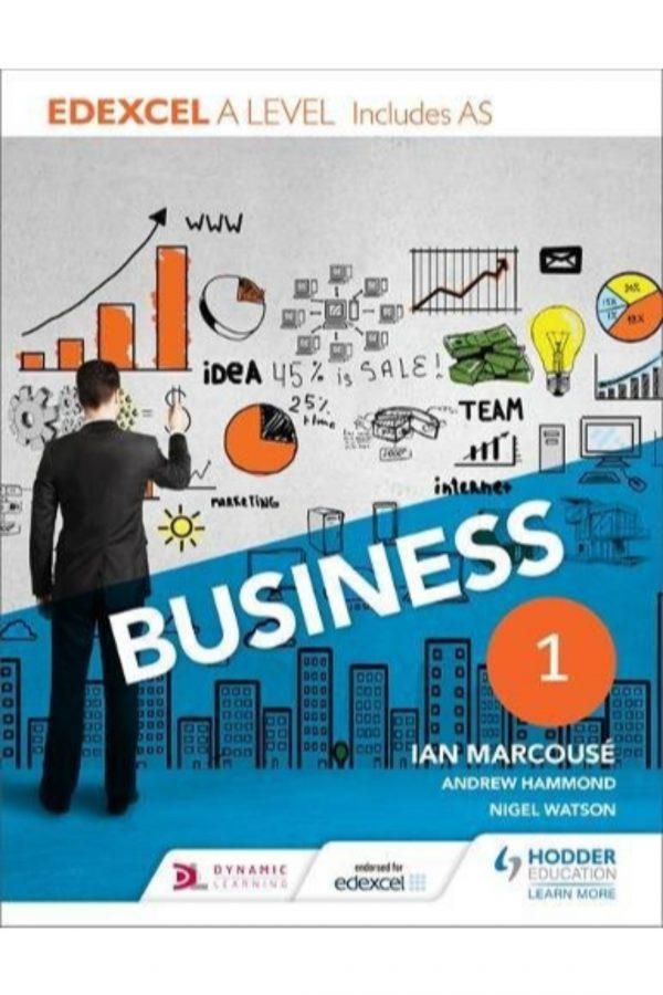 Business 1 Edexcel A Level Includes (PB) BooksInn Shop Pakistan