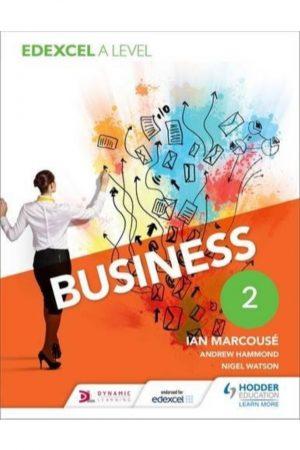 Business 2 Edexcel A Level (PB) BooksInn Shop Pakistan