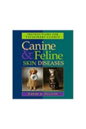 Canine & Feline Skin Diseases (HB) BooksInn Shop Pakistan