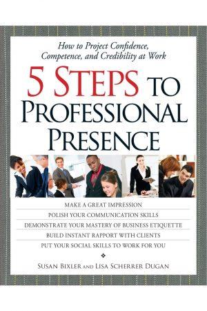 5 Steps To Professional Presence (PB) BooksInn Shop Pakistan