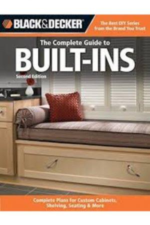 The Complete Guide To Built-Ins 2/E (PB) BooksInn Shop Pakistan