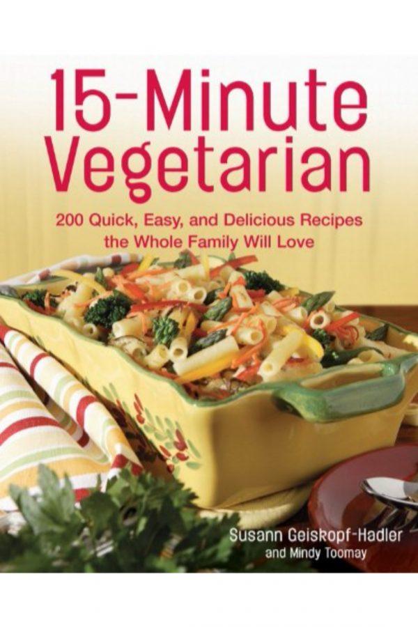 15-Minute Vegetarian (PB) BooksInn Shop Pakistan