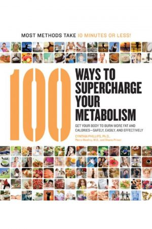 100 Ways To Supercharge Your Metabolism (PB) BooksInn Shop Pakistan