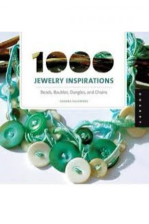 1000 Jewelry Inspirations Beads Baubles Bangles And Chains (PB) BooksInn Shop Pakistan