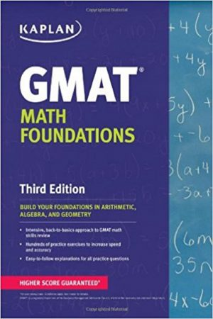 Gmat Math Foundations 3/E (PB) BooksInn Shop Pakistan