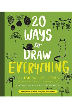 20 Ways To Draw Everything (PB) BooksInn Shop Pakistan