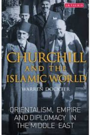 Churchill And The Islamic World (PB) BooksInn Shop Pakistan