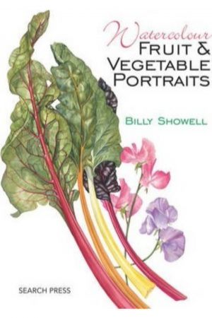 Watercolour Fruit & Vegetable Portraits (PB) BooksInn Shop Pakistan