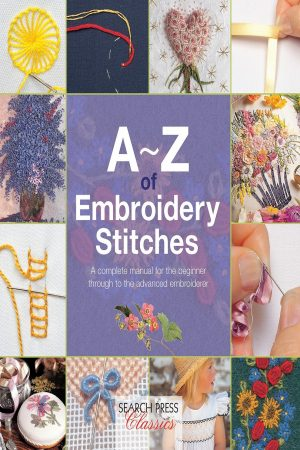 A-Z Of Embroidery Stitches (PB) BooksInn Shop Pakistan