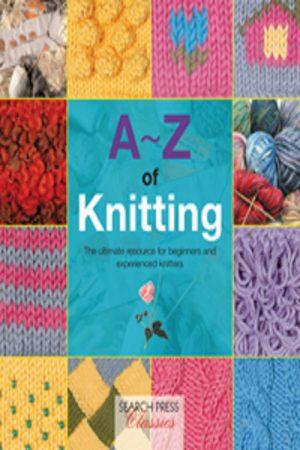 A-Z Of Knitting (PB) BooksInn Shop Pakistan