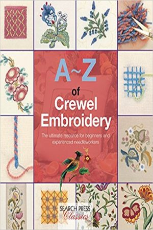 A-Z Of Crewel Embroidery (PB) BooksInn Shop Pakistan