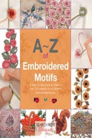 A-Z Of Embroidered Motifs (PB) BooksInn Shop Pakistan