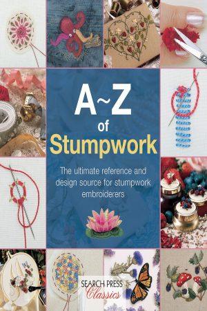 A-Z Of Stumpwork (PB) BooksInn Shop Pakistan