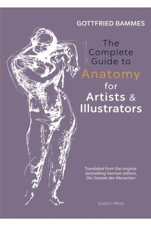 The Complete Guide To Anatomy For Artists & Illustrators (HB) BooksInn Shop Pakistan