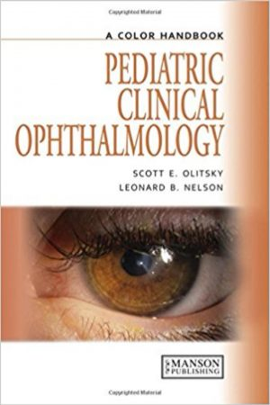 A Color Handbook Pediatric Clinical Ophthalmology (PB) BooksInn Shop Pakistan