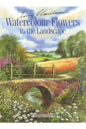 Watercolour Flowers In The Landscape (PB) BooksInn Shop Pakistan