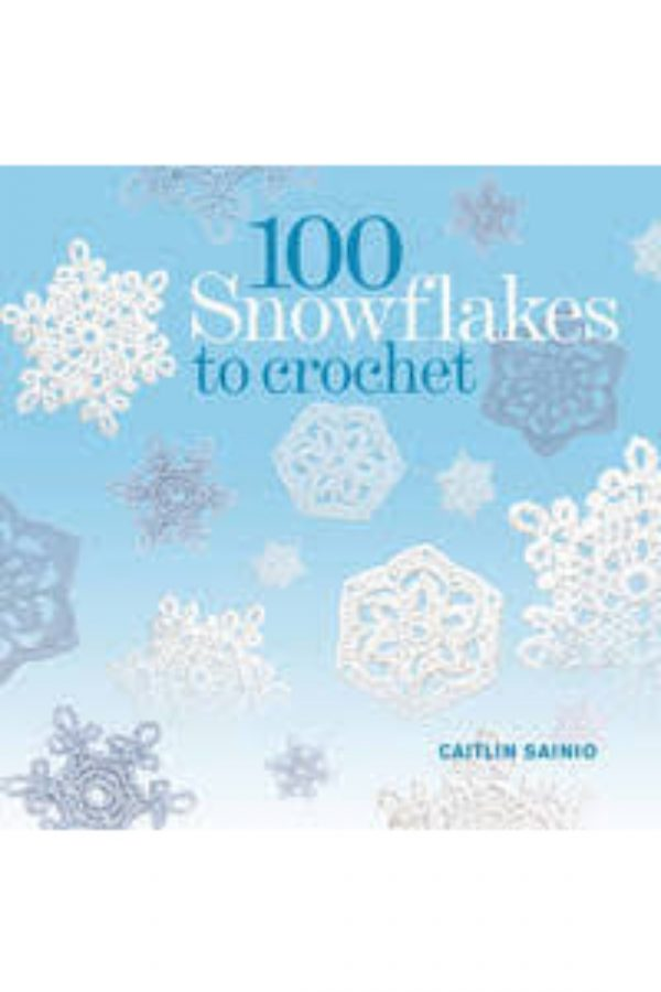 100 Snowflakes To Crochet (PB) BooksInn Shop Pakistan