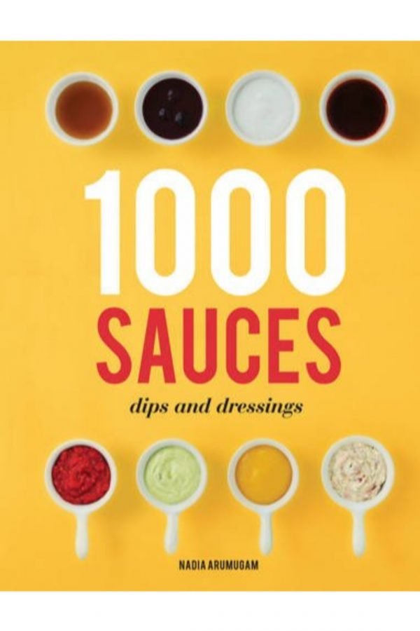 1000 Sauces Dips And Dressings (HB) BooksInn Shop Pakistan
