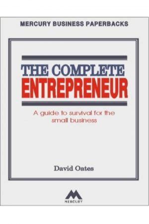 The Complete Entrepreneur:A Guide To Survival For The Small Business(PB) BooksInn Shop Pakistan