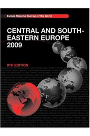 Central And South Eastern Europe 9/E 2009 (HB) BooksInn Shop Pakistan