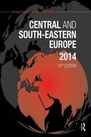 Central And South-Eastern Europe 2014 14/E (HB) BooksInn Shop Pakistan