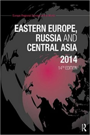 Eastern Europe Russia And Central Asia 2014 14/E (HB) BooksInn Shop Pakistan