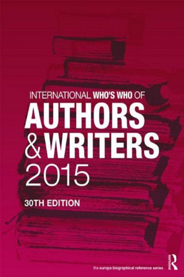 International Who'S Who Of Authors & Writers 2015 30/E (HB) BooksInn Shop Pakistan