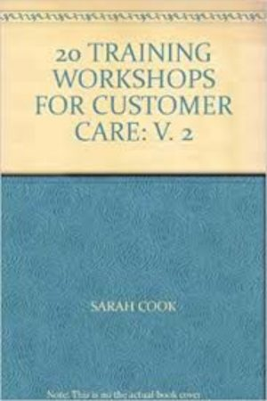 20 Training Workshops For Customer Care Vol 2 (HB) BooksInn Shop Pakistan