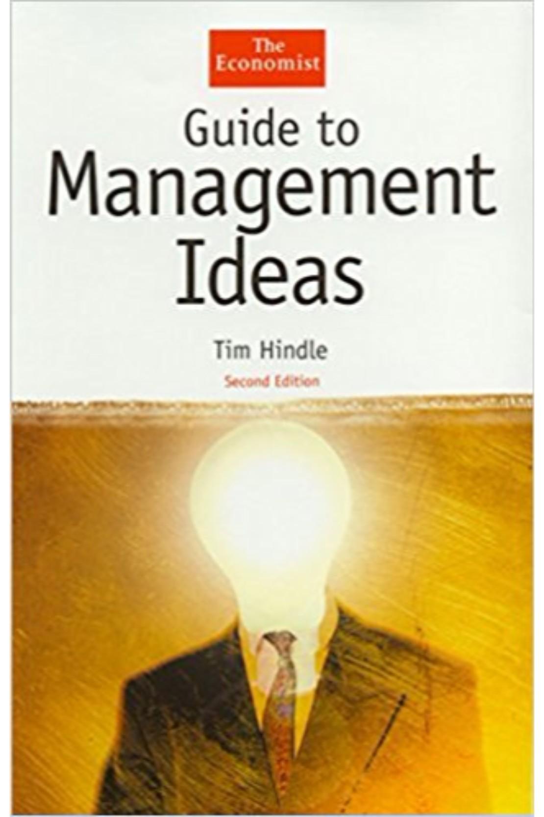 de01e9c877575 The Economist Guide To Management Ideas 2 E (PB) BooksInn Shop Pakistan